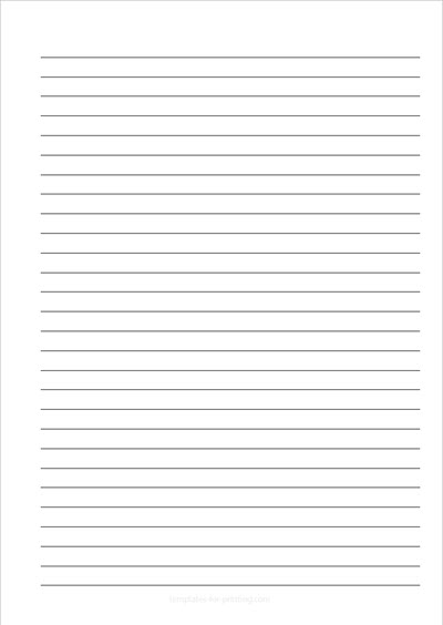 Paper with 28 Lines
