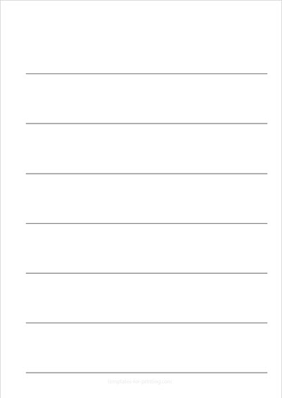 Paper with 7 Lines