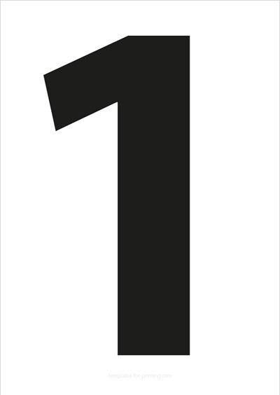 1 Black