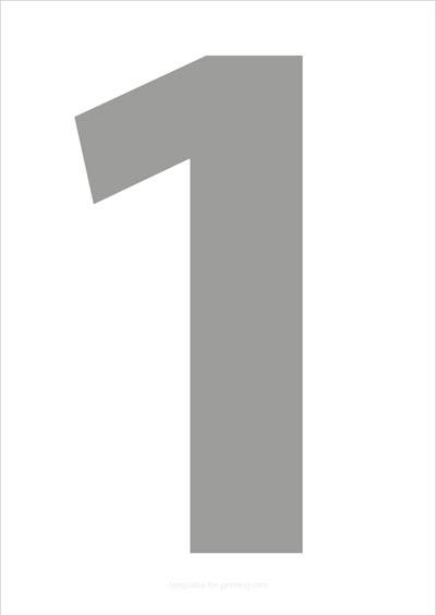 1 Gray