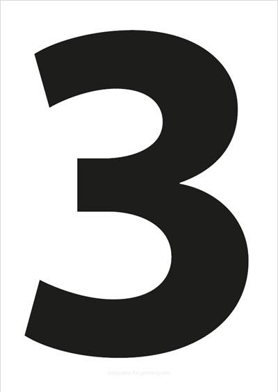 3 Black