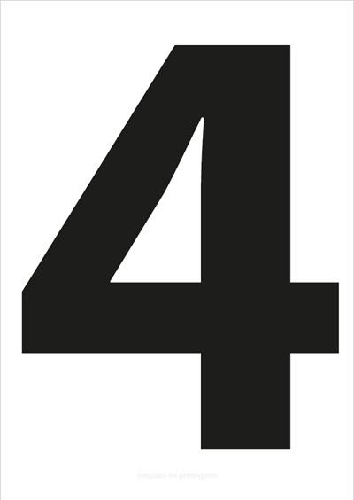 4 Black