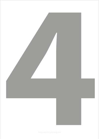 4 Gray