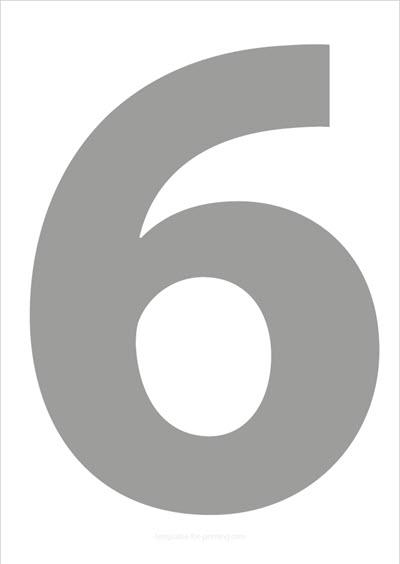 6 Gray