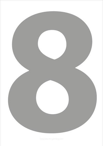8 Gray