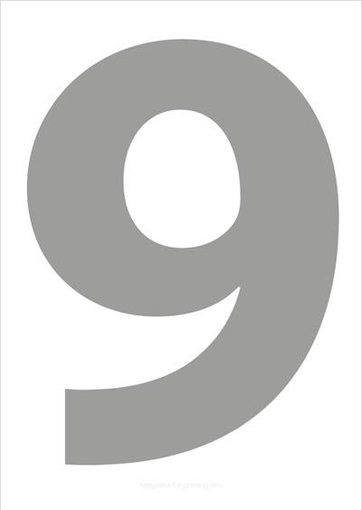 9 Gray