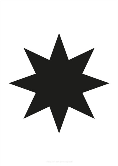 Star black